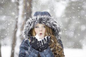 процедуры для лица зимой